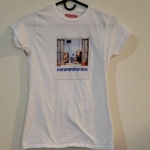 Stranger Things Hot Topic Robin & Steve T-Shirt